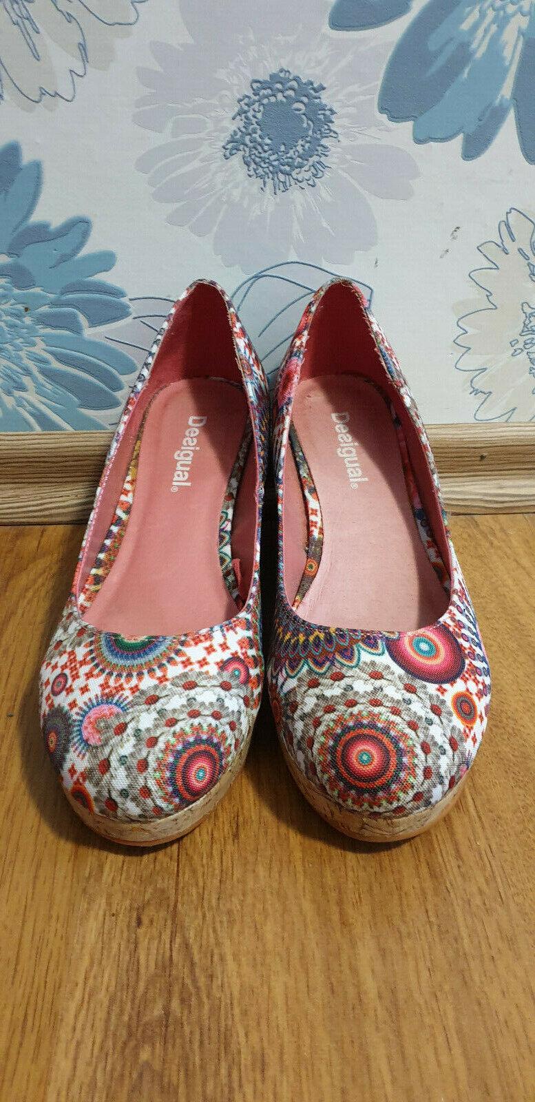 Sehr schöne Damen Schuhe Desigual , Gr 36 , Top Angebot