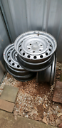 Steel rims 16 inch Gawler South Gawler Area Preview