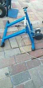 Tracx cycle rack bike trainer