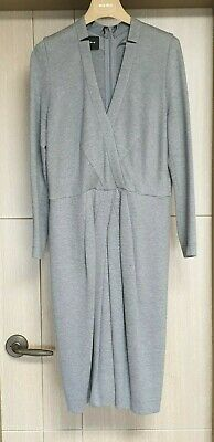 Akris Gray Dress Size US 10