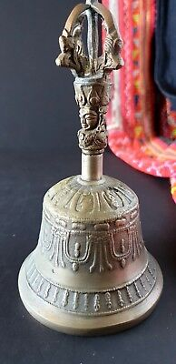 Old Tibetan Prayer Bell …beautiful collection & display piece