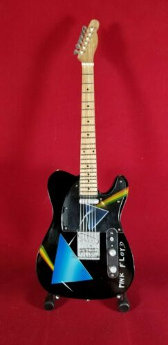 Pink Floyd Miniature Tribute Guitar with Stand - MCA 100