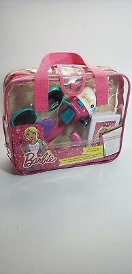 - Semmer Fun !! Shakespeare Barbie Youth Fishing Purse Kit set !!