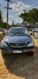 2007 Lexus RX350 SUV Plumpton Melton Area Preview
