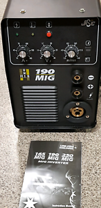 UNI-MIG - Ing Inverter welder  Port Melbourne Port Phillip Preview