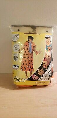Fred Flintstone Adult Halloween Costume - Plus - Fred Flintstone Plus Size Costume