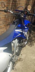 2010 Yamaha WR450F $5700