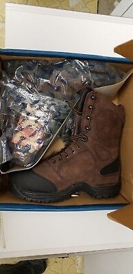 Danner Boots: Waterproof Insulated BEST HUNTING BOOTS 48030 MEN'S 10 IN HUNTING