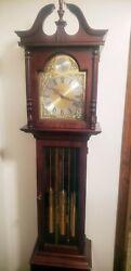Howard Miller Tempus Fugit Grandfather Clock - Model 610-134