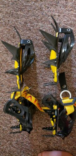 Grivel G12 crampons - New