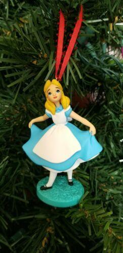 Disney Alice In Wonderland Ornament Alice Ornament New
