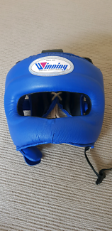 Winning boxing head guard