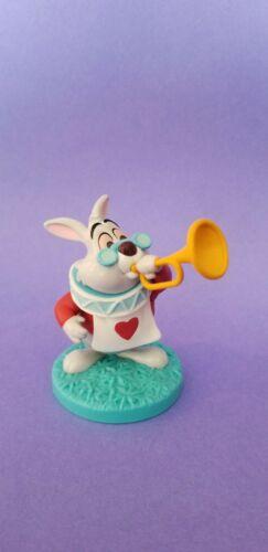 Disney Alice In Wonderland The White Rabbit Cake Topper Figure