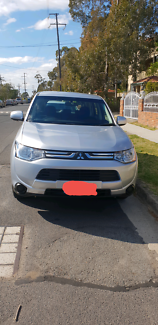 2013 Mitsubishi Outlander 4WD Automatic Rego: 14 November 2019 Sydney City Inner Sydney Preview