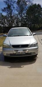 2003 Holden Astra Sedan