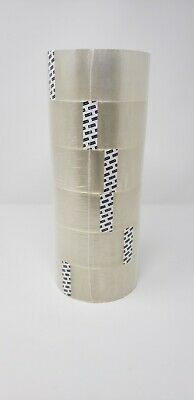 6 Rolls Uline S-423 Packing Shipping Industrial Tape 2 110 Yds 2 Mil Brand New