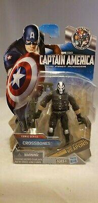 Captain America Crossbones (MARVEL UNIVERSE CAPTAIN AMERICA SEIRES 3.75