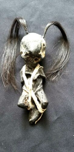 Special black kumanthong with hairs the ultimate avenger protector, Thailand, Kh