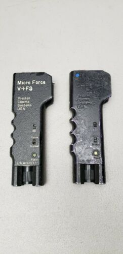 Preston Cinema Systems Micro Force Zoom Control V+F (For Parts Only)