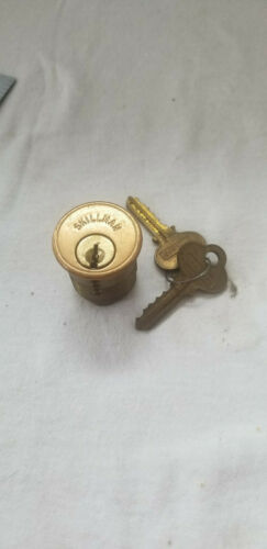 VTG Cylinder Lock w/ Key Mortise Skillman