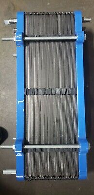 Wcr A3 Gasketed Plate-and-frame Heat Exchanger 39.3 Sq.ft. 150 Psi New 2013