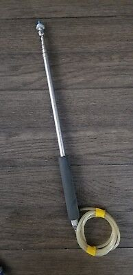 Swagelok 316 Confined Space Gas Meter Universal Wand 6 Telescopic Sniffer Wand