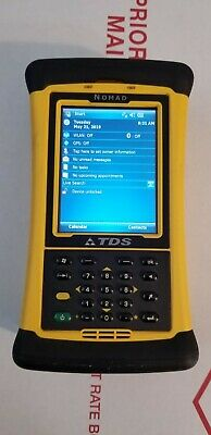 Trimble Tds Nomad Data Collector Survey Pro For Trimble Topcon Instruments