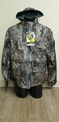 304776250 Browning Wicked Wing High Pile Jacket X-Large XL//SHADOW.GRASS.BLADES