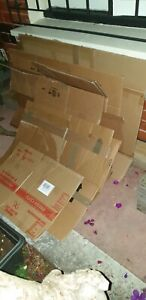 Free Cardboard Moving Boxes