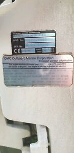 Johnson OceanPro 175hp Oil Injected VRG  285hrs Shailer Park Logan Area Preview