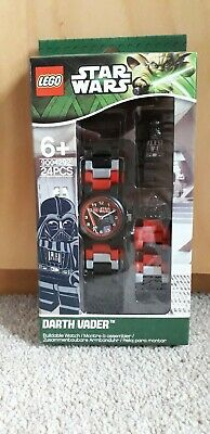 Star Wars Lego Darth Vader Buildable Watch Brand New