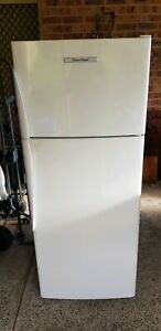 Fisher and paykel 380ltr top mount fridge, + stainless steel microwave