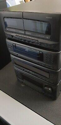 *Vintage Rare Kenwood UD-70 Separates Hi-Fi With LS-622 Speakers & Remote