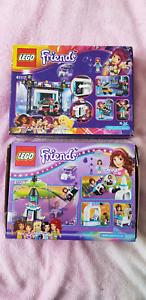 Lego sets x2 friends