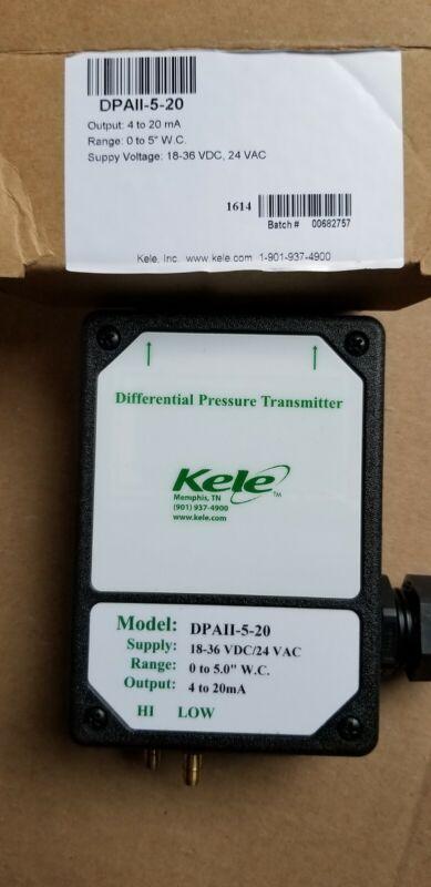 Kele Differential Pressure Transmitter