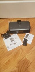 iHome iD95 Alarm Clock Docking Station iPhone iPad Charger Radio with Remote