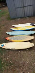 Surfboards forsale