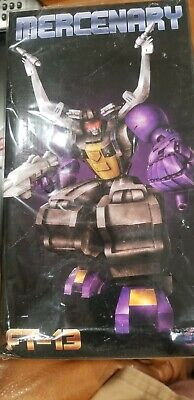 Fanstoys Mercenary FT-13 Transformers Insecticon Shrapnel Fans Toys