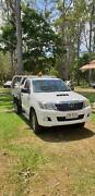 Toyota Hilux SR KUN26R 4x4 2012 Nerang Gold Coast West Preview