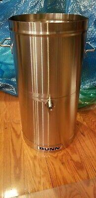 Bunn 34100.0002 Iced Teacoffee Dispenser 4 Gallon Urn Only