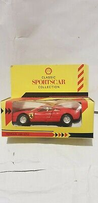 classic shell sports car collection Ferrari 288 GTO in box in good condition for sale  Shipping to Nigeria
