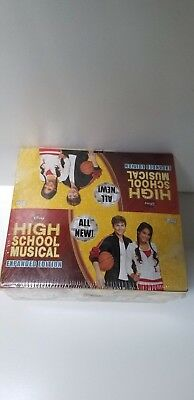 High School Musical Expanded Edition 2 Collector Trading Card Unopened Pack Box
