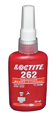 Loctite 262 High Strength Threadlocker High Strength Liquid - 50 Ml