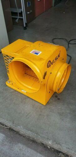 Pelsue 1000 Model 1000 Pel-port Manhole ventilator, Air supply, blower fan