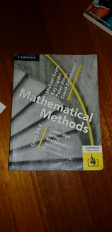 Cambridge Senior Math Methods VCE 3&4 Print