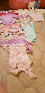 Size 00000 baby girls cloths