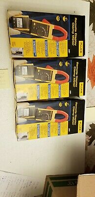 New Fluke 381 Remote Display True Rms Acdc Clamp Meter With Iflex 9421