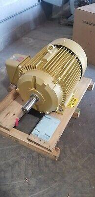 75 Hp Baldorreliance Ac Electric Motor 1800 Rpm Fr 365t Tefcbb 230460 V New