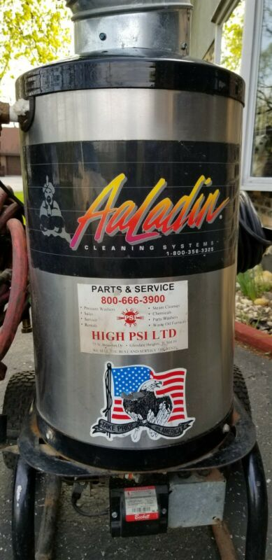 Aaladin 12-310 ES Hot Water Pressure Washer
