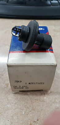 Air Charge Temperature Sensor ACDelco GM Original Equipment 25171651